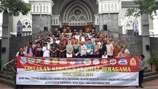Tangerang Selatan, Dekralasikan Larangan Kampanye di Rumah Ibadah