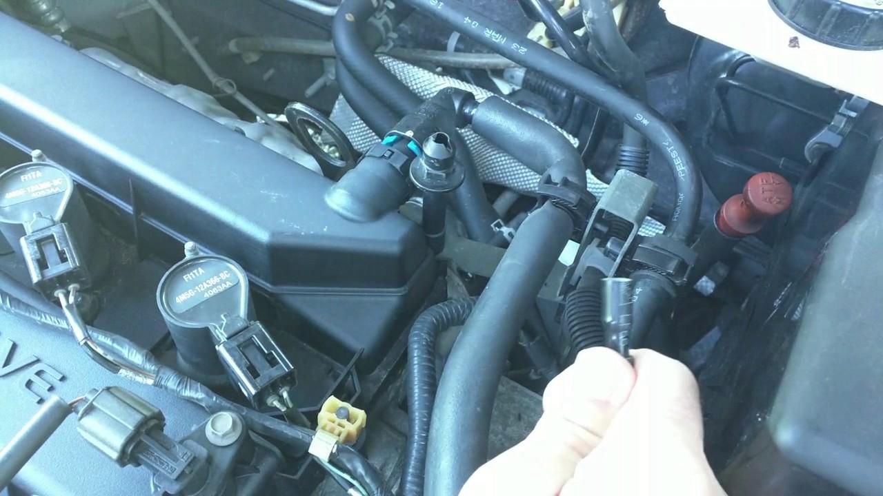 Mazda 3 Purge Control Valve 911 701 P0455 P0421 P0422 Youtube 2003 Tribute Coolant Leak