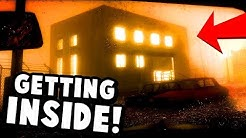BEWARE - Sneaking Into Power Plant, Breaking through Gate & Turning on Power! - Beware Demo Gameplay