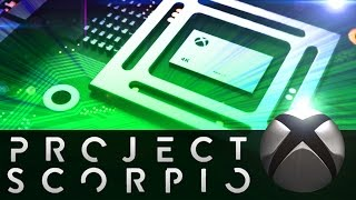 Project Scorpio Specs And What it Means for Xbox Games