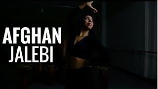 Afghan Jalebi Dance - Choreography by Shereen Ladha