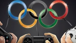 Video Games - The Newest Olympic Sport - Esports