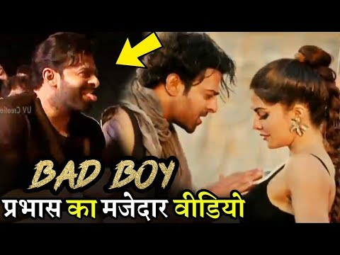 prabhas-funny-reaction-on-bad-boy-song-jacqueline-fernandez-saaho