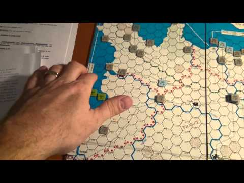Fortress Europa Intro turn 1