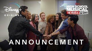 High School Musical: The Musical: The Series Season 2 Renewal | Disney+