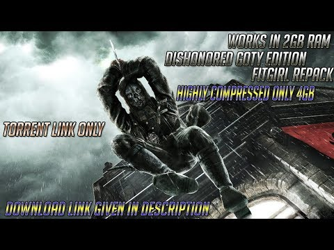 Dishonored Definitive EditionFitgirl RepackDownload For Pc With All Dlc's Included
