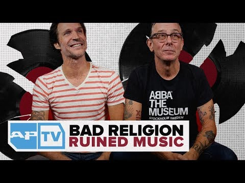 BAD RELIGION RUINED MUSIC   AP