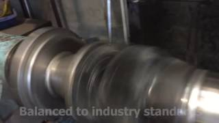 Video 3 piece driveshaft balancing by Indrotech download MP3, 3GP, MP4, WEBM, AVI, FLV Juli 2018