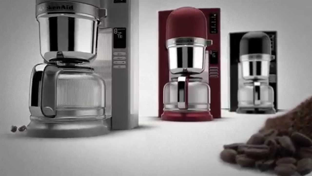Pour Over Coffee Brewer Kitchenaid Youtube