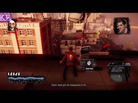 """Farking Hank Laa"" - InFAMOUS second son part 5"