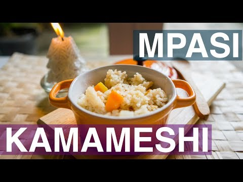 [mpasi]-kamameshi~-resep-masakan-jepang- -離乳食-炊き込みご飯-レシピ-~-dapur-oishi-chef-mari