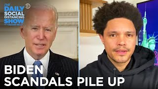 "Scandal! Biden's ""Neanderthal"" Comment & Harsh Words for Seuss 