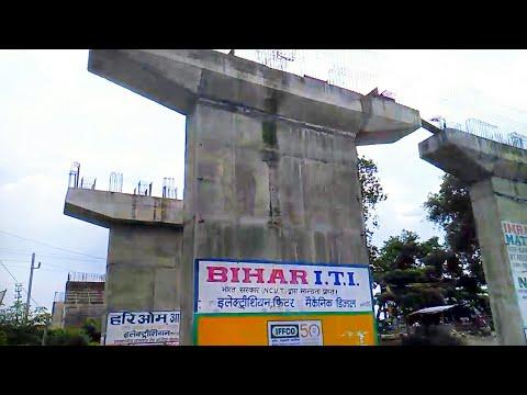 UPDATE OF DIGHI ROB IN MUZAFFARPUR HAJIPUR ROAD DEVELOPMENT OF BIHAR INDIA SOUTH AISA