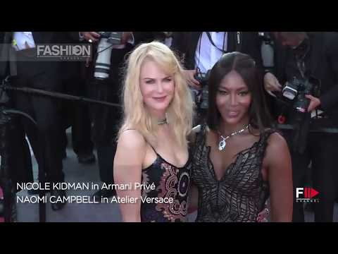 FESTIVAL de CANNES 2017 Red Carpet Style by Fashion Channel