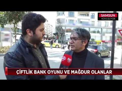 Samsun Konuşuyor: Çiftlik Bank Oyunu ve Mağdur Olanlar