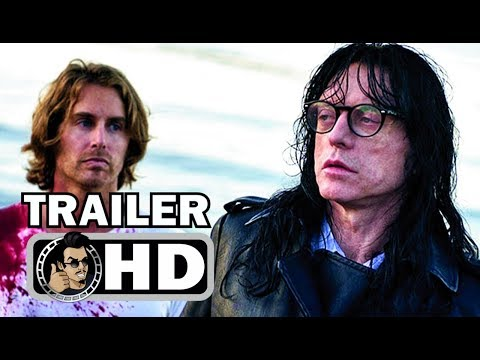 BEST F(R)IENDS Official Trailer (2018) Tommy Wiseau, Greg Sestero Comedy-Thriller Movie (HD)