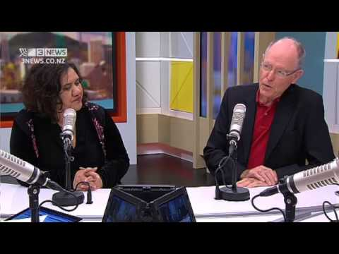 Panel: Ella Henry and Don Brash