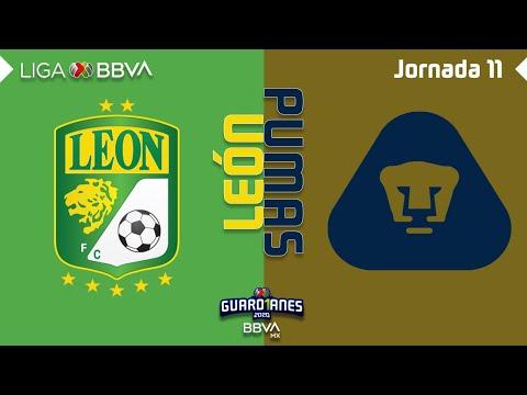 Club Leon U.N.A.M. Pumas Goals And Highlights
