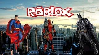 Roblox SUPERHERO TYCOON!!! [Srpski GamePlay]