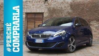 Peugeot 308 SW | Perché comprarla... e perché no