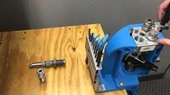 Reloading Tutorial - Setting up Pistol Dies on a Dillon Precision RL550