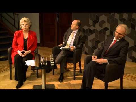 London EU debate on the future of Europe