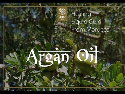 ARGAN OIL, healing liquid gold from Morocco
