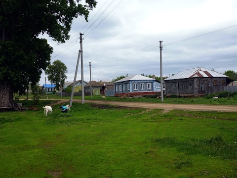 Живет село родное ансамбль Сельские зори