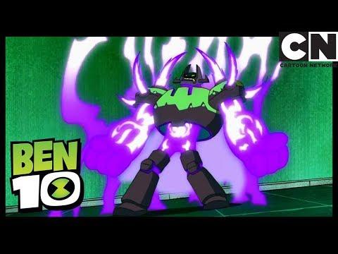 Ben 10 | The Final Battle | Innervasion Part 4: Mind over Alien Matter | Cartoon Network