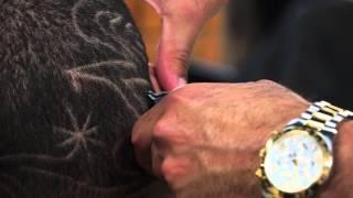 Como hacer diseños en pelo de hombre. thumbnail