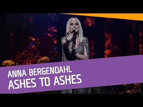 Anna Bergendahl – Ashes To Ashes