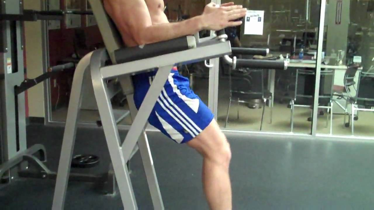 Captains chair leg raise muscles worked - Captains Chair Leg Raise Muscles Worked 20