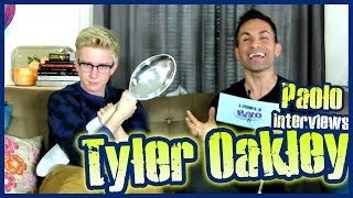 Super Fun Interview & Game with TYLER OAKLEY!
