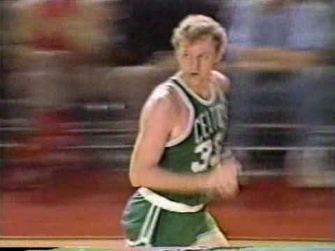 Larry Bird (13pts/13rebs/13asts) vs. Clippers (1984)