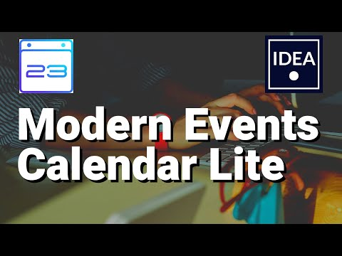 Modern Events Calendar Lite Review