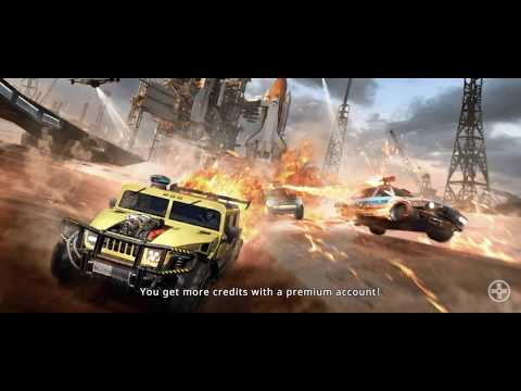 CAR MADNESS PvP Action Shooter Android Gameplay