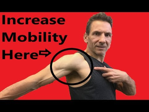 PNF Stretching Technique For Chest and Shoulder