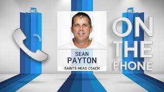 Saints HC Sean Payton Talks NFL Replay Rules & More w/Rich Eisen | Full Interview | 4/1/19