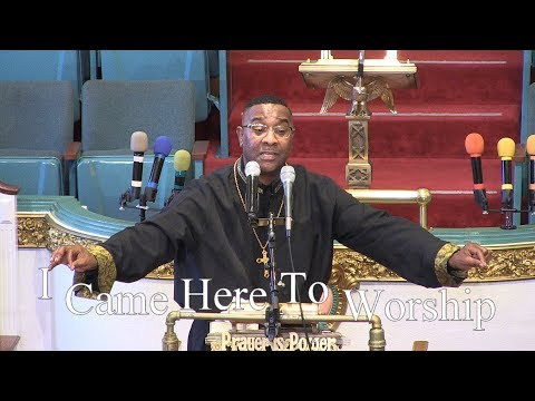 Greater St. John Missionary Baptist Church Oakland, LIVE