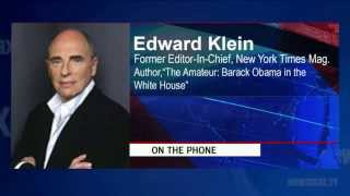 Edward Klein,  former editor-in-chief of The New York Times Magazine.