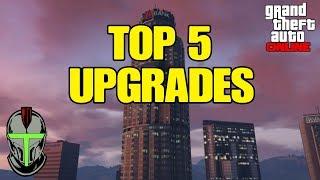 GTA Online TOP 5 Upgrades