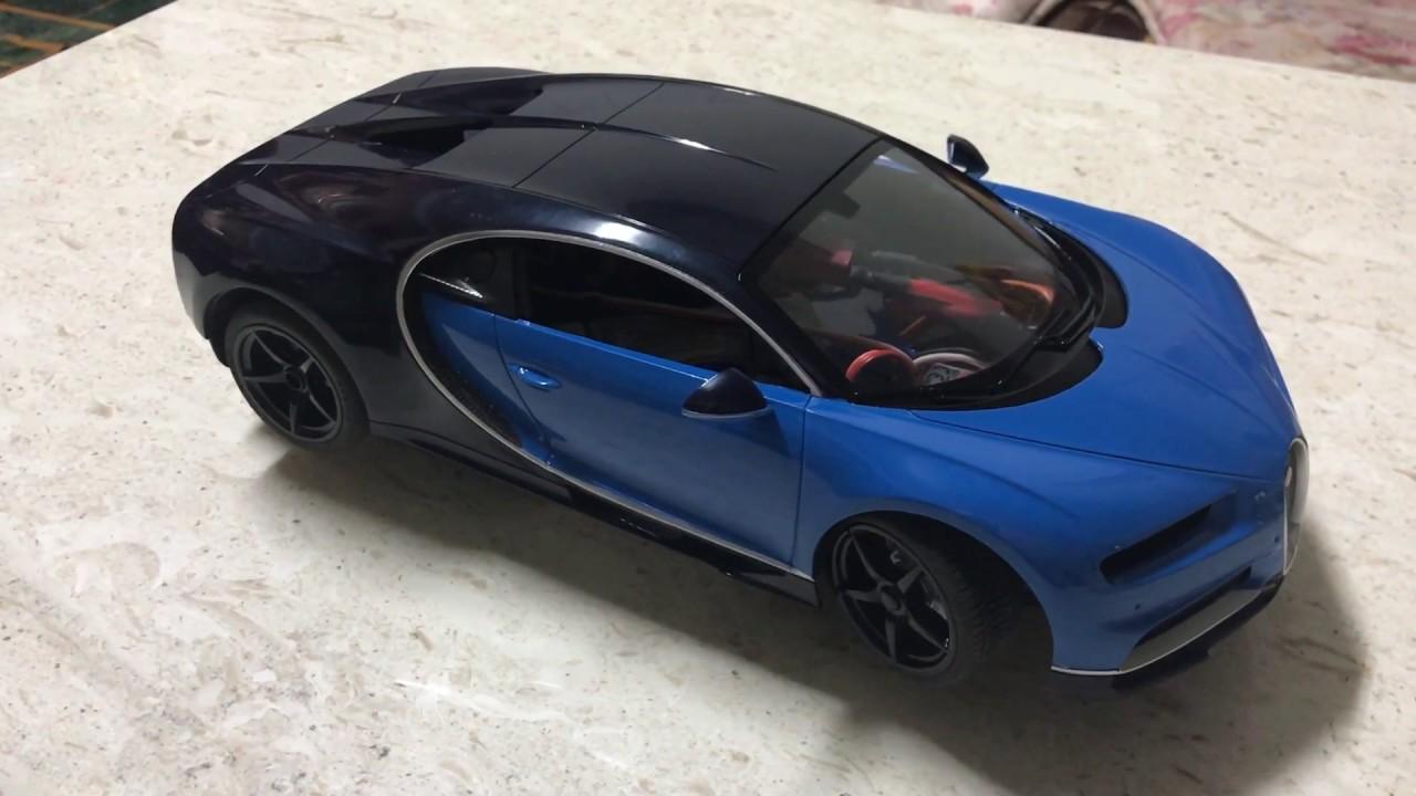 Bugatti Chiron 1 14 Rastar Rc