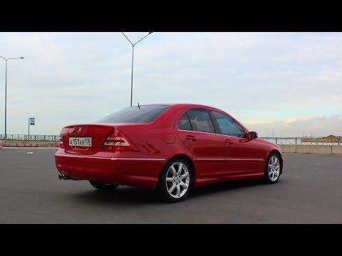 Старыи Mercedes w203 или новая Лада Приора