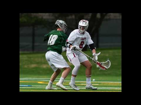 Jack Whitney (Michigan Commit) Sophomore Year Spring Lacrosse Highlights 2018
