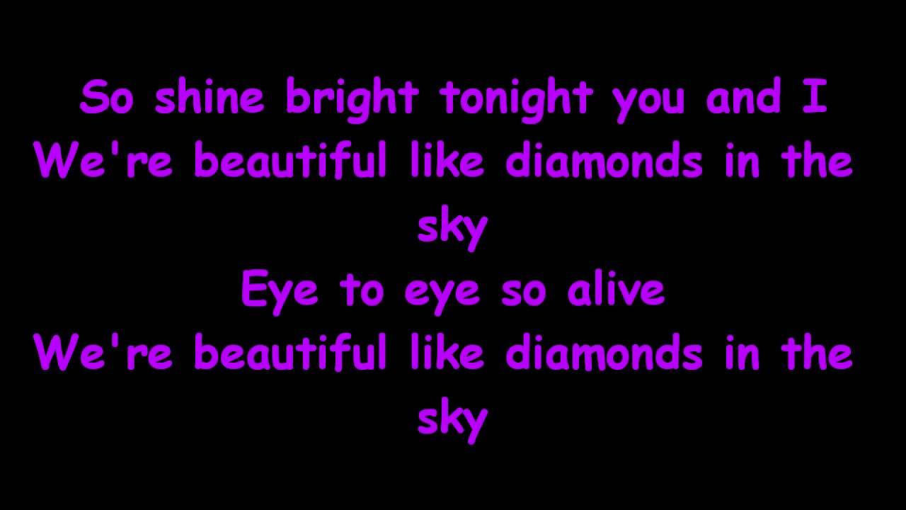 Kanye West - Diamonds Lyrics | Musixmatch