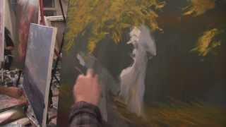художник Игорь Сахаров,новый видео урок.