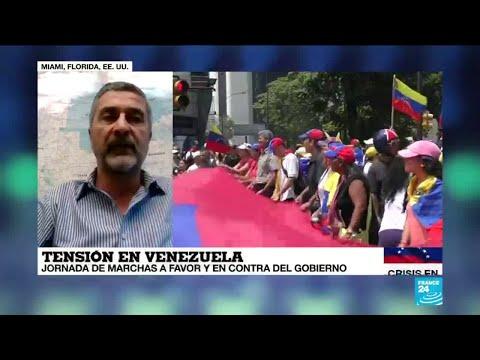 """Joseph Hage: """"el interés de Rusia en Venezuela es muy limitado"""""""