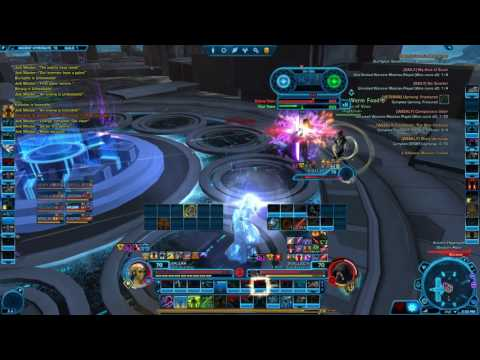 SWTOR - Why is the Republic side so bad at PVP?