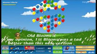 Bloons 2 Adventures -- WITH CAPTIONS! (User-made levels)