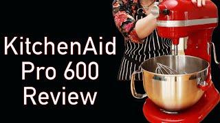 KitchenAid Pro 600 Mixer Review (After the Bowl Adjustment)